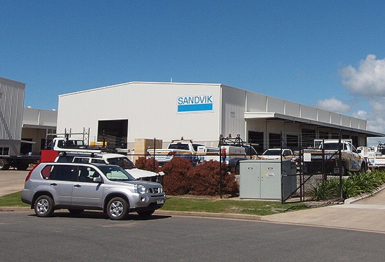 The Mackay facility is leased until 2020, with options for a further five years.