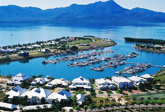 Port Hinchinbrook is set to be reborn, years after it was hit by Cyclone Yasi.