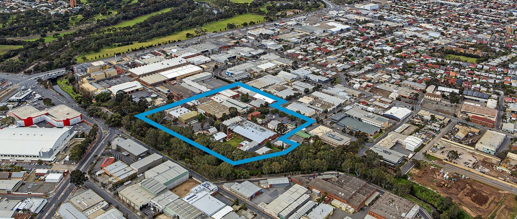 Adelaide University's Thebarton campus is set to be sold.