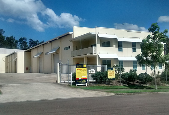 A property at 124 Enterprise St in Kunda Park has been sold to a Sunshine Coast developer.