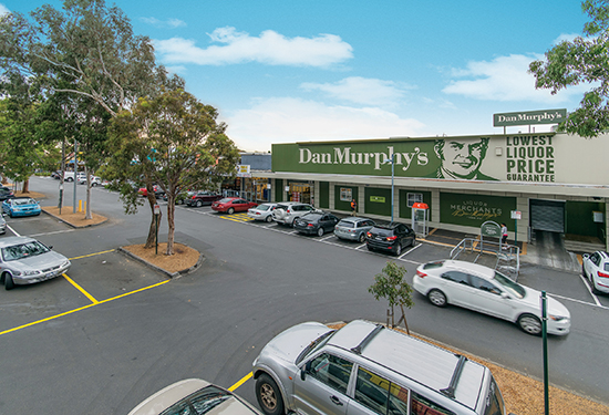 A Dan Murphy's outlet at Forest Hill in Victoria sold for more than $6 million.