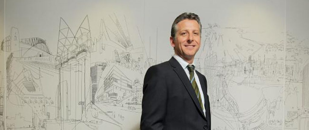 Dexus CEO Darren Steinberg expects capitalisation rates for commercial property to tighten further.