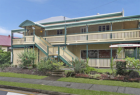 An office at 65 Railway St is one of a string of recent Mudgeeraba sales.