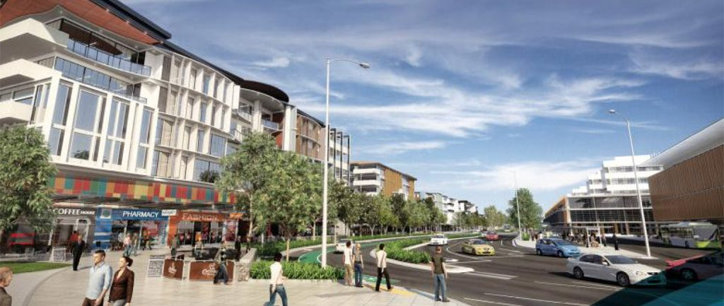 Stockland is selling development sites at the Oceanside Health Hub.