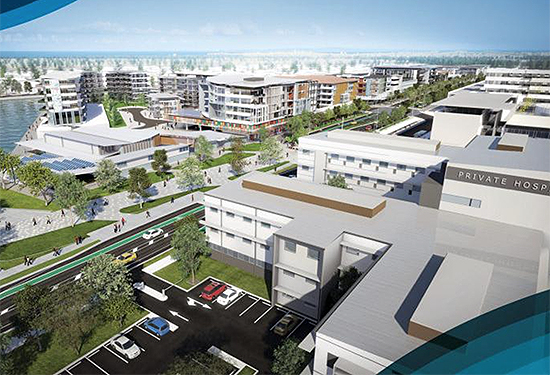 Oceanside will feature a significant residential component.