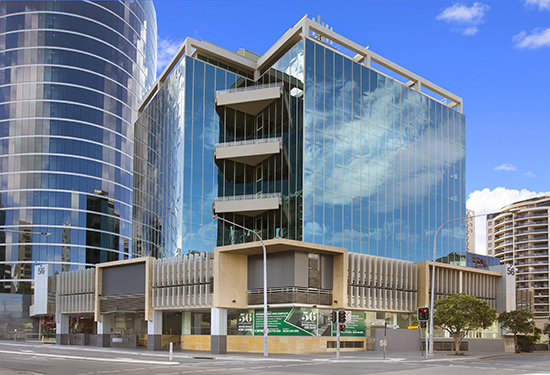 Australian Unity has leased more than 1500sqm of office space in Parramatta.