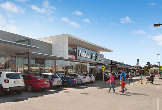 Banyo Village is anchored by a 20-year lease to Woolworths.