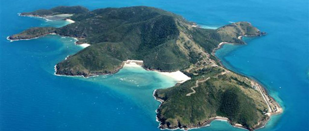 Keswick Island in Queensland's Whitsundays is for sale.