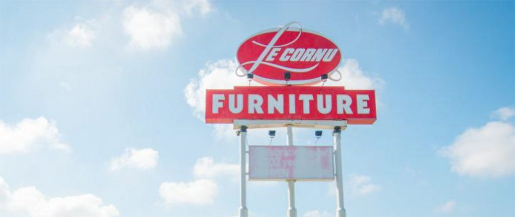 The Le Cornu furniture store in Adelaide is set to shut down.