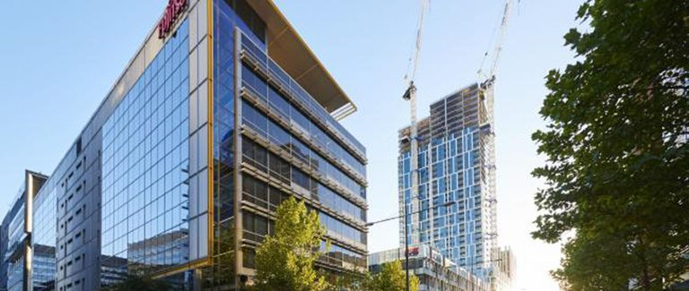 Lend Lease fund to sell $80m green Docklands office