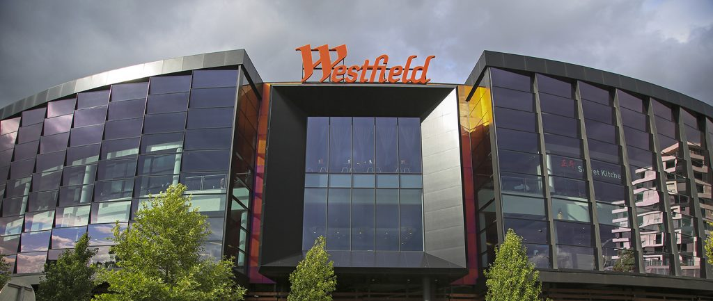 Scentre Group owns Australia's Westfield-branded shopping centres.