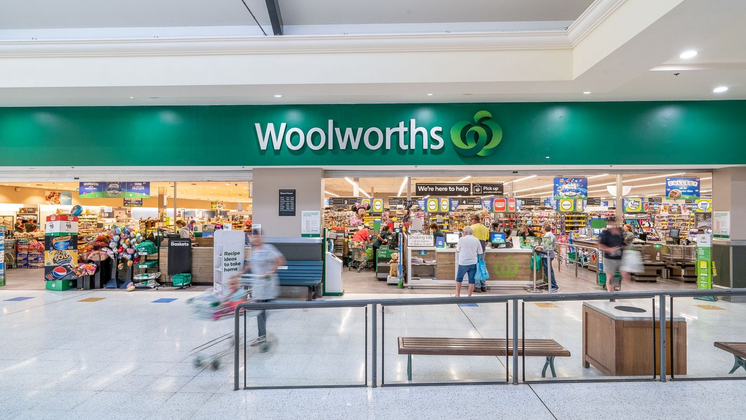 Woolworths, Riverdale Shopping Centre