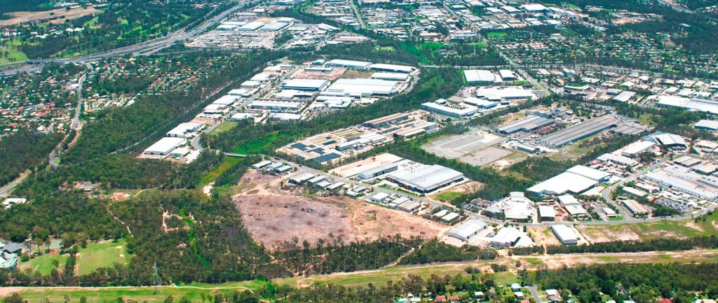 Brisbane's industrial market is seeing significant investment.