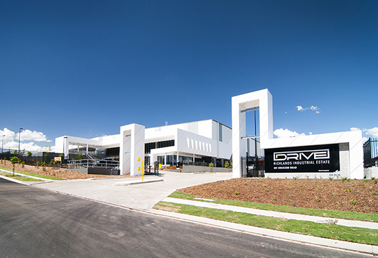 More than 12,000sqm of new warehousing has been leased in the last four months at Brisbane's DRIVE industrial estate.