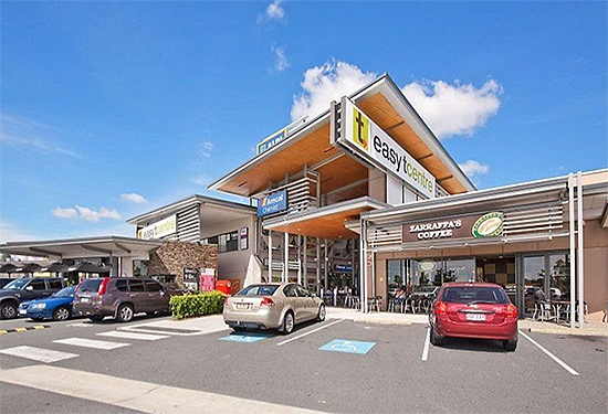 An IGA operator will lease the major space at Robina's Easy T Centre.
