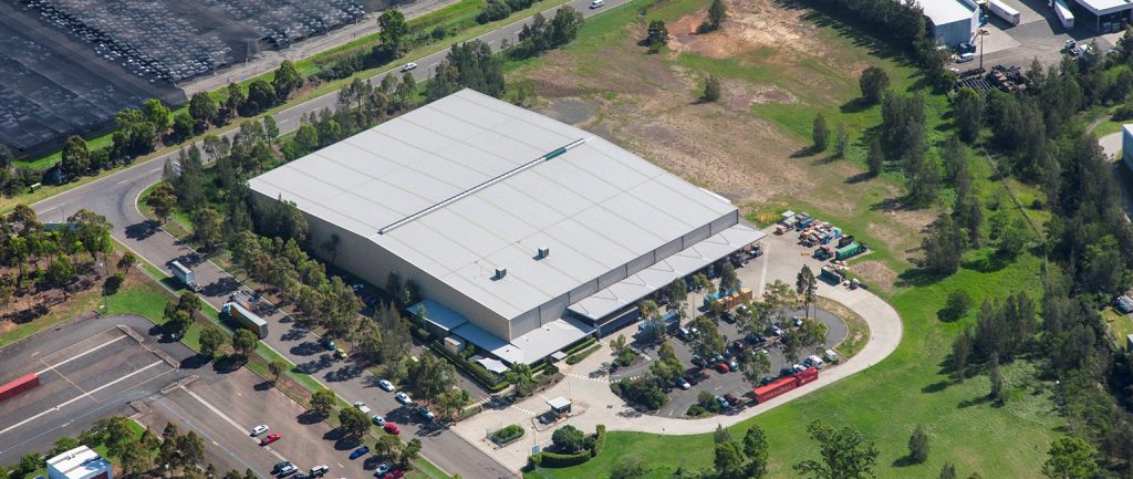 The Ingleburn industrial properties sold for almost $35 million combined.