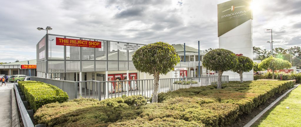 Sentinel Property Group has sold Jimboomba Junction Shopping Centre.