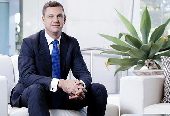 Property Council of Australia CEO Ken Morrison.