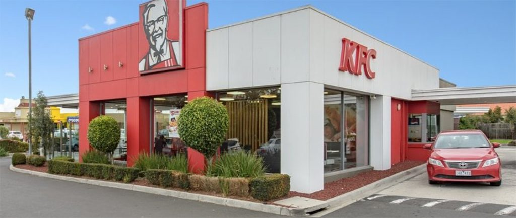 A KFC at Altona North sold for $5 million at the latest Burgess Rawson investment portfolio auction.