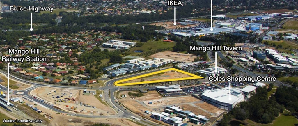 LEAD will develop a 200- place childcare centre at Mango Hill in Queensland.