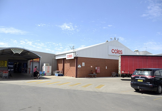Sentinel offloaded a Coles-anchored shopping centre at Narromine for $4.18 million.
