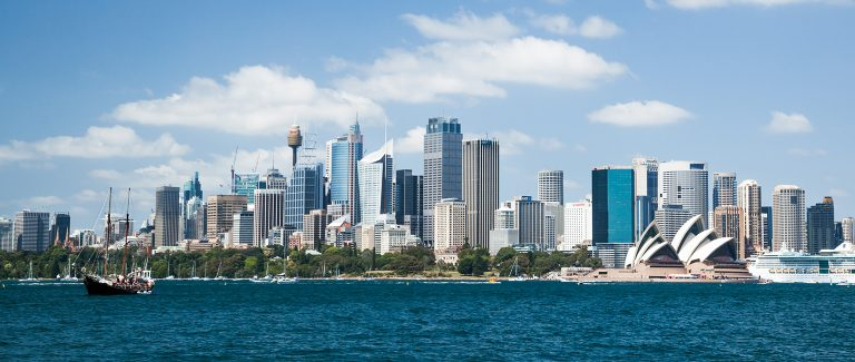 Sydney a world-beater for office yields