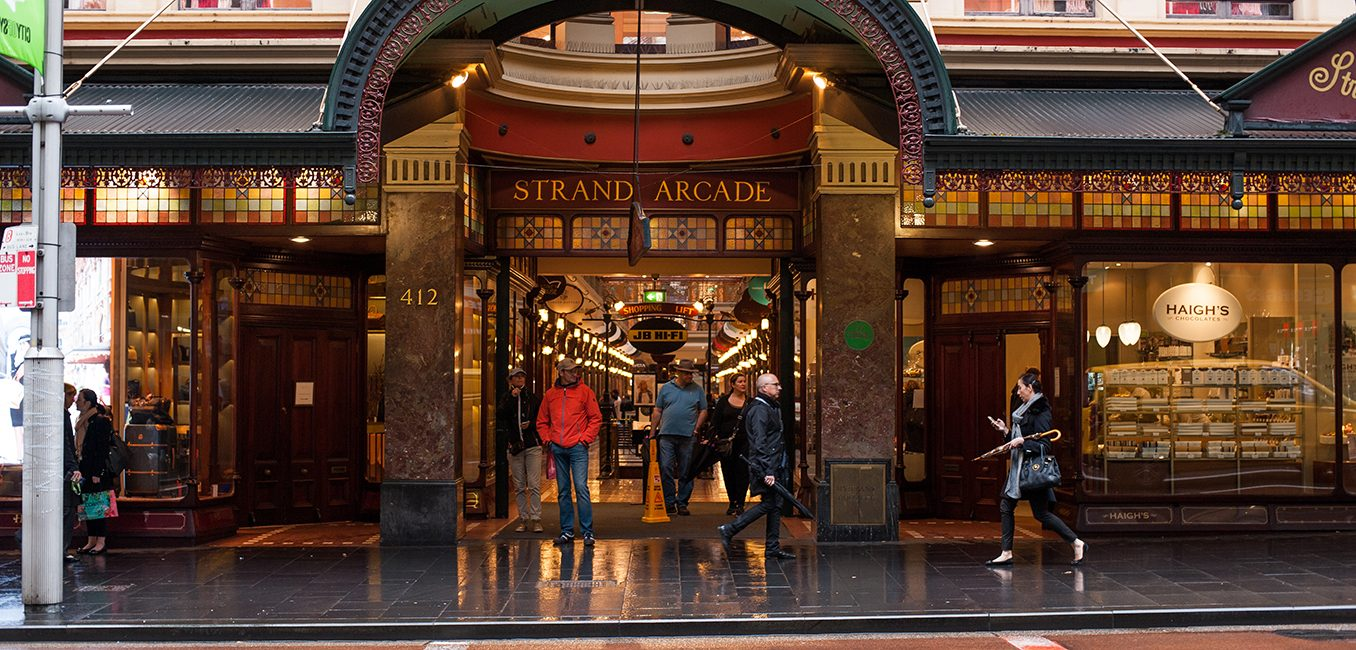 Sydney's prime retail rents have jumped in the second quarter of 2016.