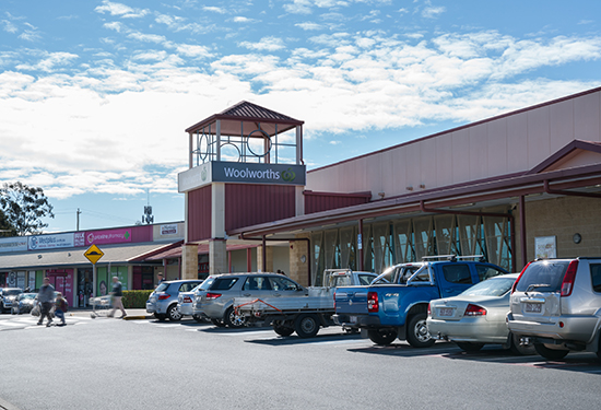 Yamanto Shopping Village in Queensland is on the market.
