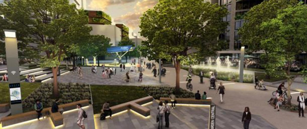 The Victorian Government is set to revitalise North Melbourne's Arden precinct.