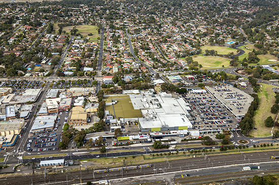 Campbelltown Mall is spread over more than 42,000sqm.