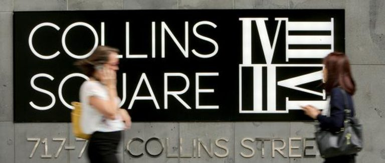 Tabcorp bets on Collins Square move