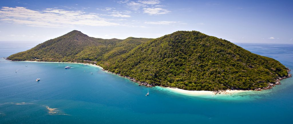 Fitzroy Island is the latest Queensland island resort to be put on the market.