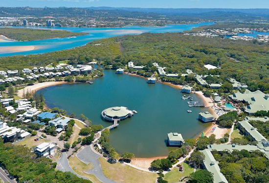 Hainan Airlines is acquiring the Novotel Twin Waters resort on Queensland's Sunshine Coast.