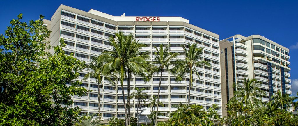The Rydges resort in Cairns has been sold to Mulpha.