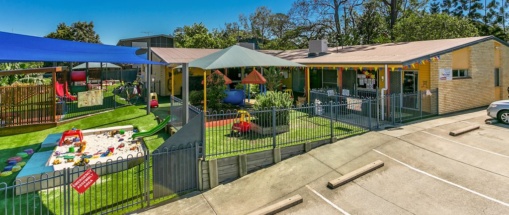 This childcare centre at Banyo in Queensland was hot property at the latest Burgess Rawson investment auctions.