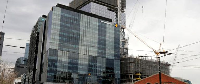 NAB eyes off Collins Square presence
