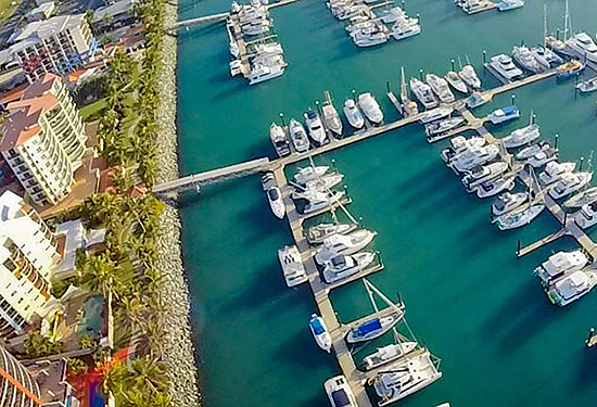 Mackay Marina is on the market for the first time.