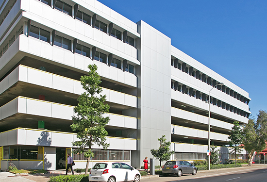 Sentinel paid almost $30 million for a Newcastle multi-level car park and office building.