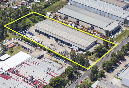The Smithfield factory and land sold on a yield of more than 7%.