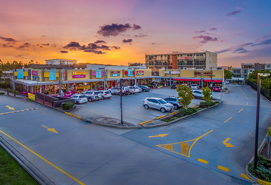 The Anzac Avenue Retail Centre sold for more than $5 million.