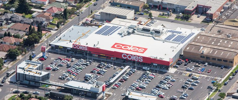 Coles parts ways with new $38m shopping centre