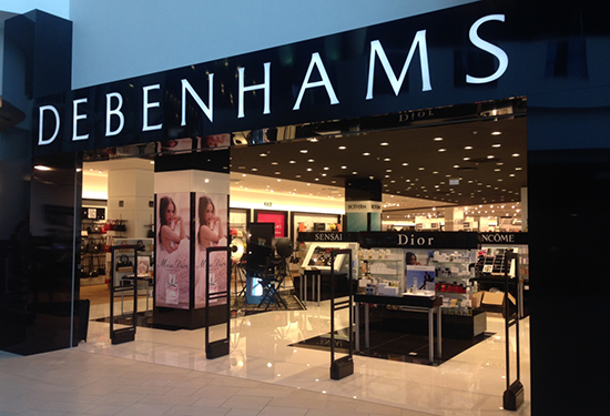 Debenhams is among the international retailers set for big things in Australia.