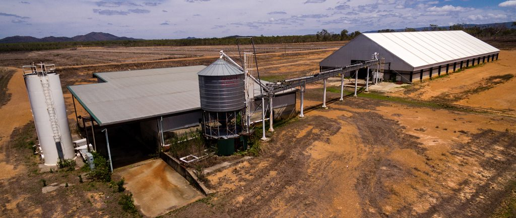 The Kimalo Feedlot in Queensland is up for sale.
