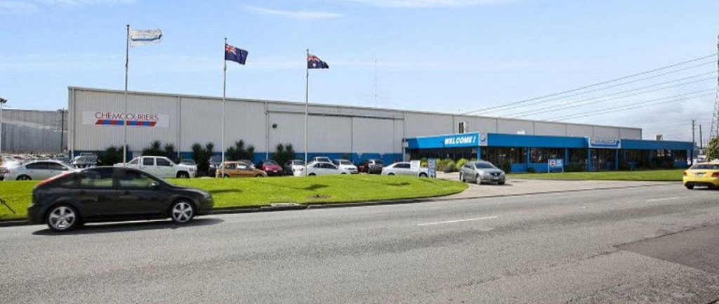 Australian Unity bought this warehouse and office facility in Springvale.