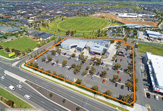 The Brook in Point Cook is leased to Geelong Football Club until at least 2029.