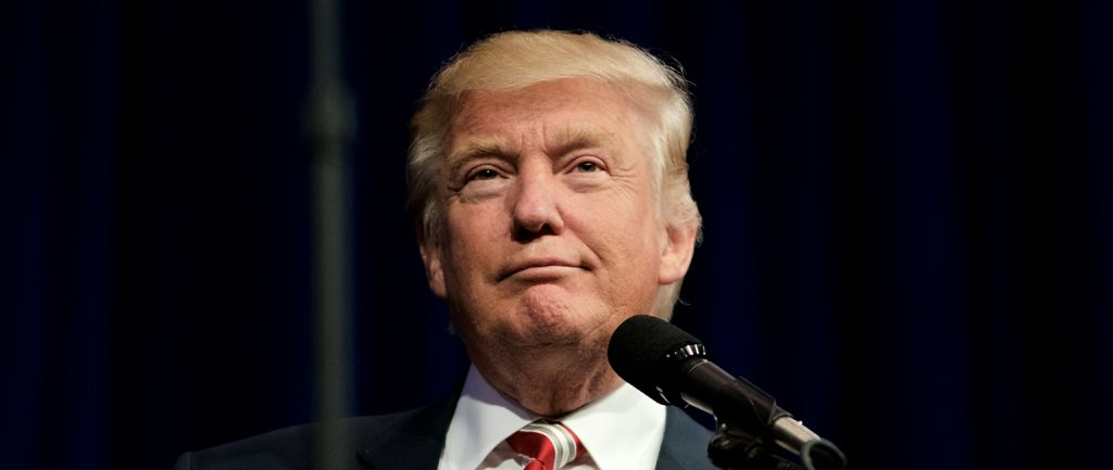 Donald Trump has been elected President of the United States. Picture: Getty.