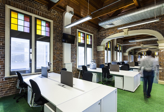 Wotif made big changes when it moved to its new offices.