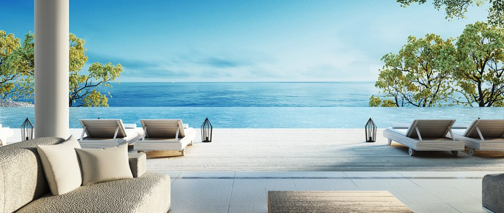 Some companies are giving their employees as much as $2000 to spend on holiday accommodation.