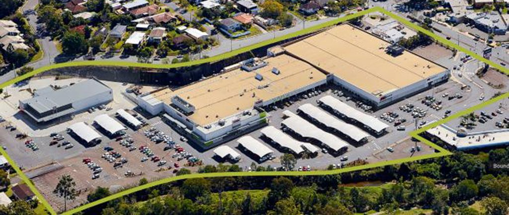 The 14,355sqm centre is a strongly performing convenience based shopping centre anchored by Coles, Kmart, a freestanding Aldi and a Shell petrol station.
