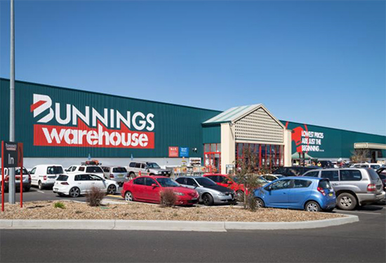 A Bunnings-leased property at Bathurst sold recently.